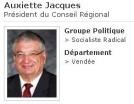 Auxiette Président CR Loire