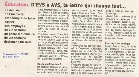 EVS-AVS