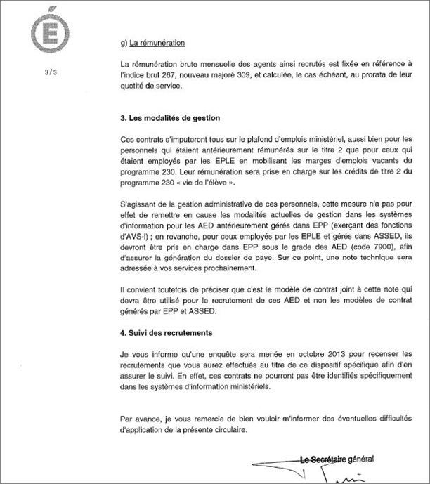 """Extrêmement Humeur et fureur des précaires """"AESH"""" et """"EVS""""   """"""""Ce site se veut  UA55"""