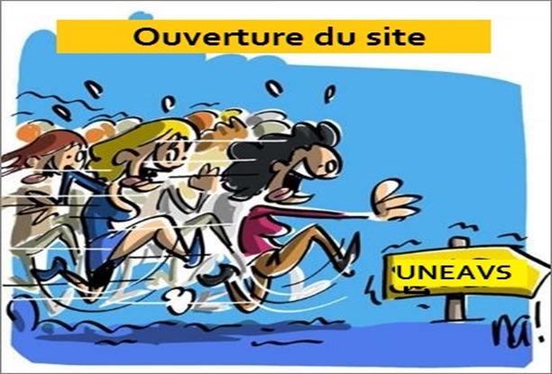 ourverture2018 du site UNEAVS
